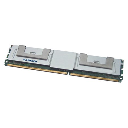 """Axion MA833G/A-AX Axiom MA833G/A-AX 4GB DDR2 SDRAM Memory Module - 4 GB (2 x 2 GB) - DDR2 SDRAM - 667 MHz DDR2-667/PC2-5300 - ECC - Fully Buffered - 240-pin - DIMM"""