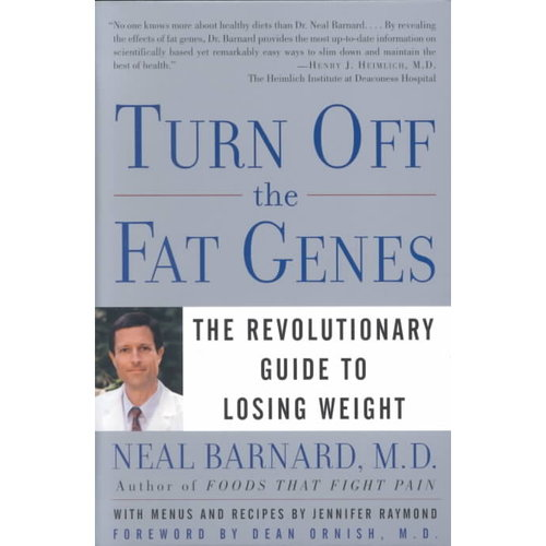 Turn Off the Fat Genes: The Revolutionary Guide to Losing Weight