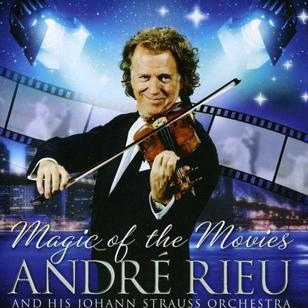 Magic of the Movies (CD)