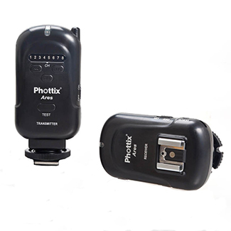 Phottix Ares Wireless Trigger Set