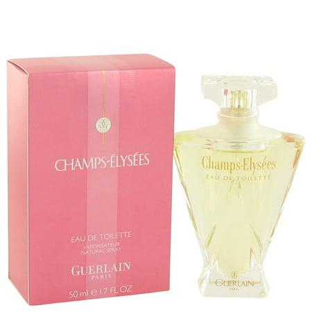 Guerlain CHAMPS ELYSEES Eau De Toilette Spray for Women 1.7 oz