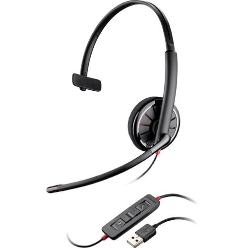 Plantronics Blackwire C310 Noise Canceling Corded Headset