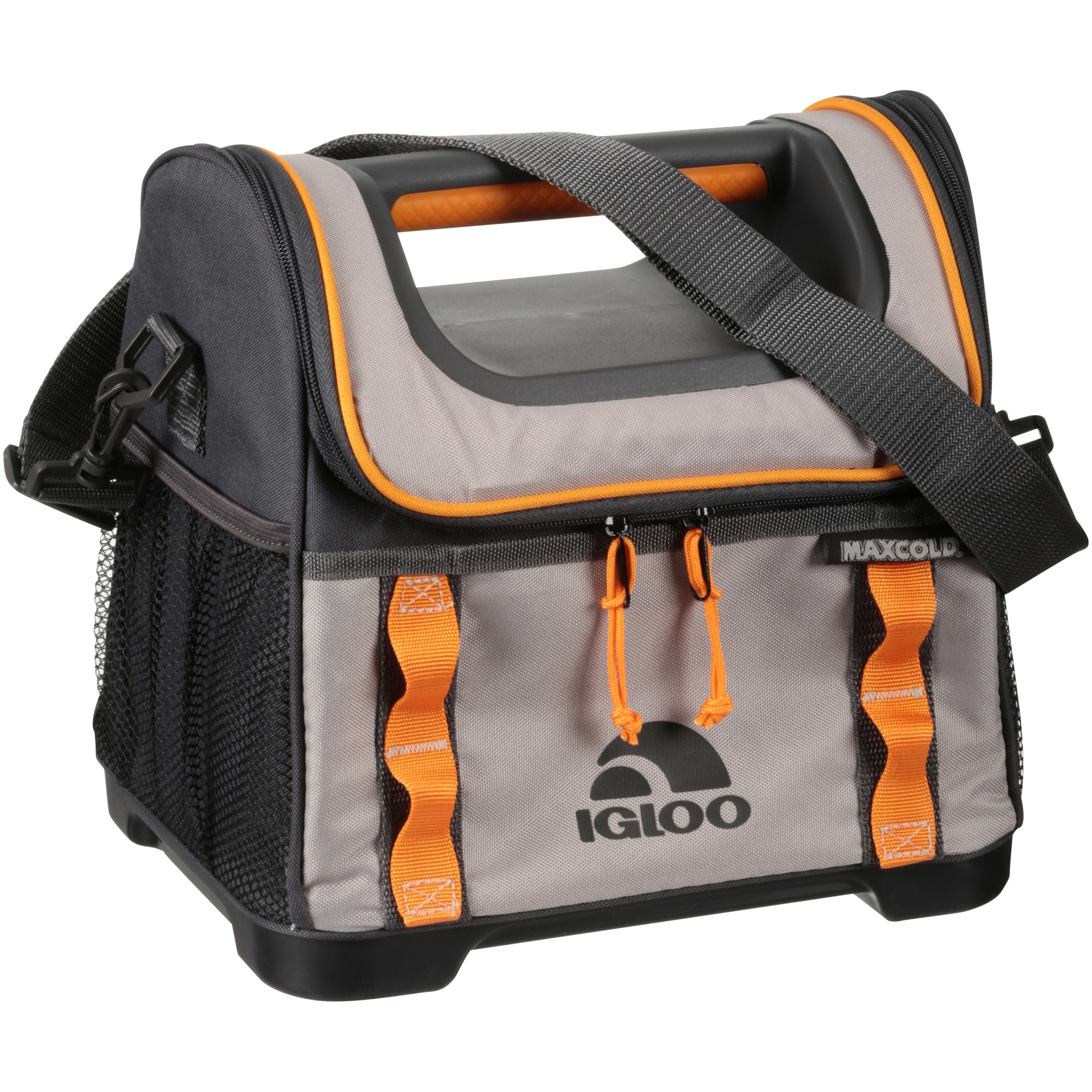 Igloo Playmate Gripper 18 Tan Orange Cooler Bag by Igloo Products Corp.