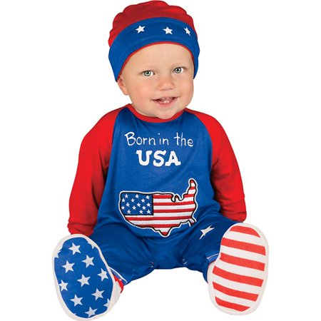 Patriot Costume (Little Patriot Jumper Baby)