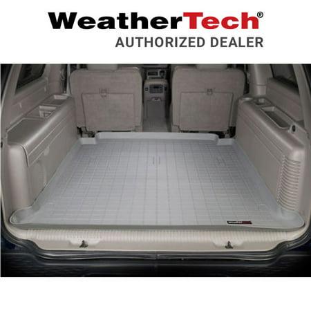 WeatherTech Trunk Cargo Liner Fits 2000-06 Chevrolet Suburban - Gray (Chevrolet Trailblazer Cargo Liner)