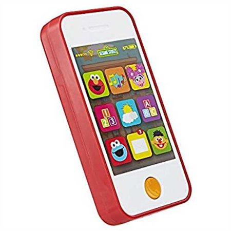 Playskool Friends Sesame Street Elmo & Friends Smartphone (Sesame Street Vampire Laugh)