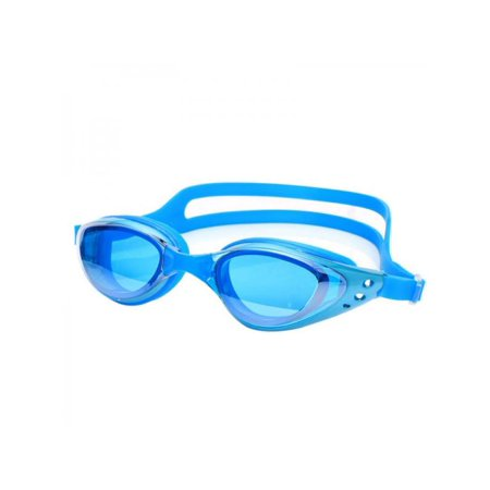 Topumt Women Men Silicone Seal Swimming UV Protection Anti-fog Goggles Diving Glasses