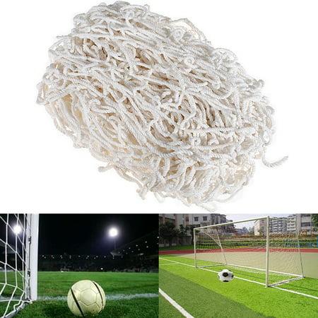 8*4ft Full Size goal Football Soccer Goal Net Sports Match Training Tool NO POST Net Only](Football Goal Post Flags)