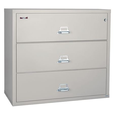 FIRE KING Lateral File,3 Drawer,31-3/16 In. W 3-3122-CPA