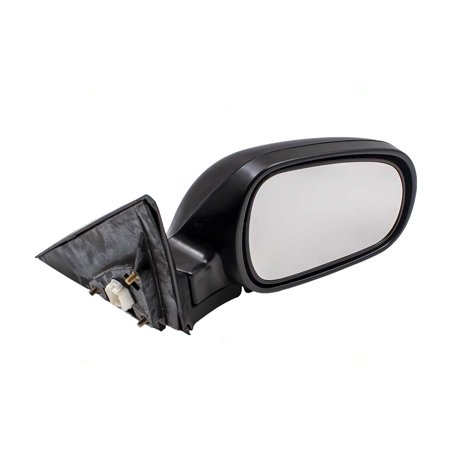 - BROCK Power Side View Mirror w/ Smooth Cover Non Heated Passenger Replacement fits 94-01 Acura Integra Coupe 76200ST7A24ZC