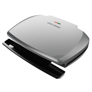 George Foreman 9-Serving Classic Plate Grill and Panini Press