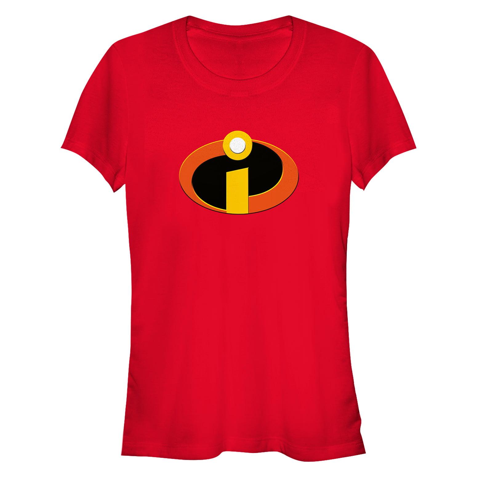 The Incredibles Juniors' Classic Logo T-Shirt