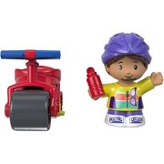 Fisher-Price Little People Cyclist Samuel and Bike
