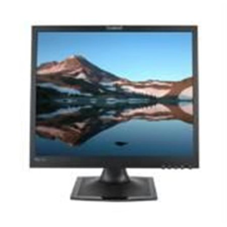 Planar PLL1710 17 inch 1,000-1 5ms VGA-DVI LED LCD Monitor - Black
