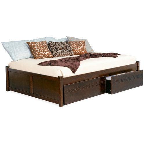 Atlantic Furniture Concord Storage Platform Bed