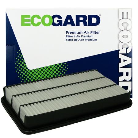 Camry Solara Short Ram Intake - ECOGARD XA4690 Premium Engine Air Filter Fits Toyota Avalon, Camry, Celica, Sienna, Solara; Lexus RX300, ES300