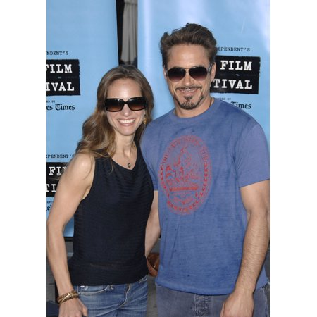 Susan Downey Robert Downey Jr At Arrivals For 2009 Los Angeles Film Festival Opening Night World Premiere Of Paper Man MannS Village Theatre In Westwood Los Angeles Ca June 18 (Films For Juniors)