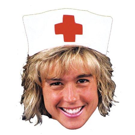 Nurse Hat Adult Halloween Accessory](Halloween Ii Nurse Daniels)