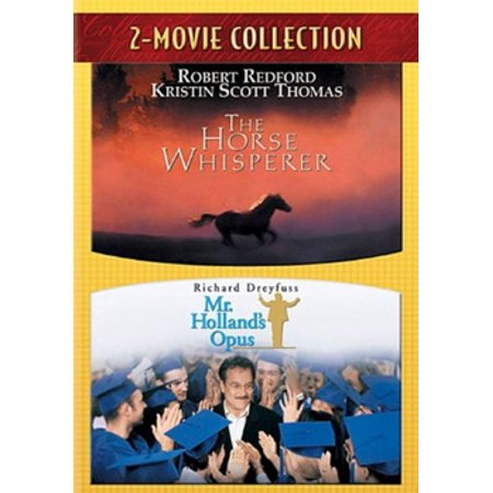 Horse Whisperer / Mr. Holland's Opus (DVD) (Opus One Winery)