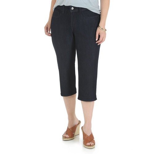 Riders By Lee Slender Stretch Capri - Walmart.com