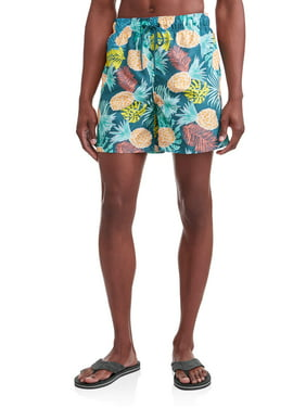 61dfec4cfc Product Image George Men's Novelty 6-Inch Swim Short, up to Size 5XL