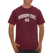 Russell NCAA Mississippi State Bulldogs Men's Classic Cotton T-Shirt