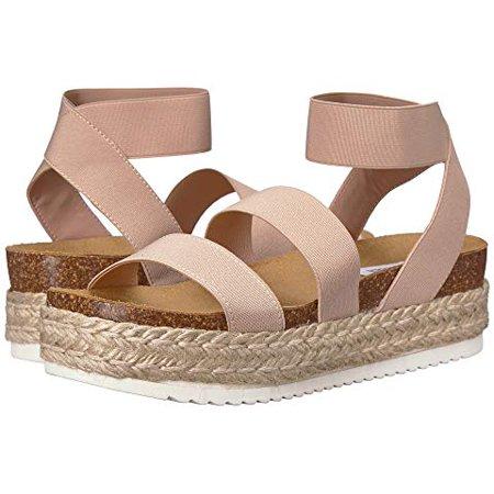 Bloch Glitter Shoes (Steve Madden Kimmie Women | Blush)
