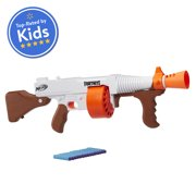 Only At Walmart: Nerf Fortnite DG Dart Blaster, 15 Official Darts, Top Rated by Kids