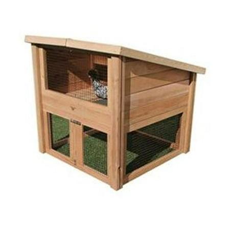 Gronomics CCPC 48-48 Chicken Coop Pet Cottage 4 x 4 x 4 ft