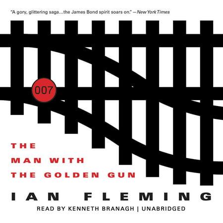 The Man with the Golden Gun - Audiobook (The Man With The Golden Gun Scaramanga)