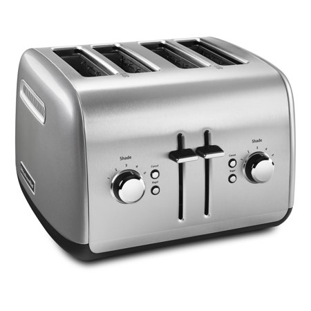 Kitchenaid 4 Slice Toaster With Manual High Lift Lever Contour