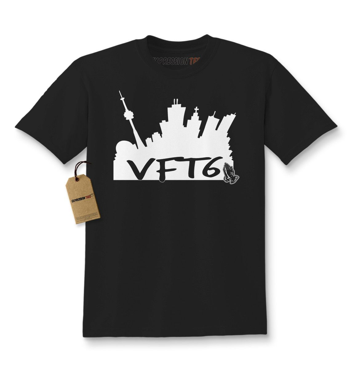 VFT6 Toronto Skyline Kids T-shirt