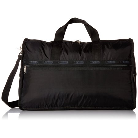 LeSportsac Large Weekender Handbag (Black)