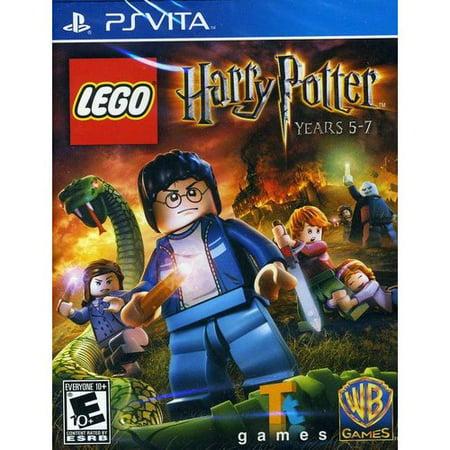 Lego Harry Potter:Years 5-7 (PSP) ()