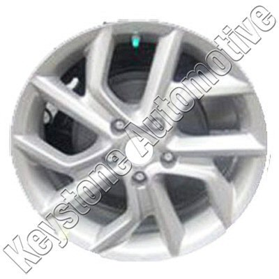 Wheel for 2013-2015 Nissan Sentra  17x6.5 Refinished 17