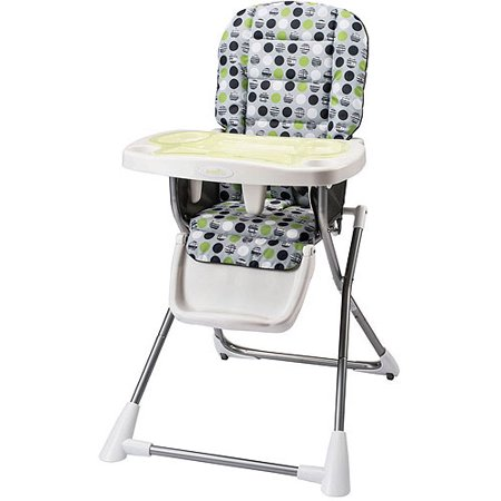 Evenflo Compact Fold High Chair Lima