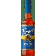 Torani Sugar Free Peach Syrup 750ml