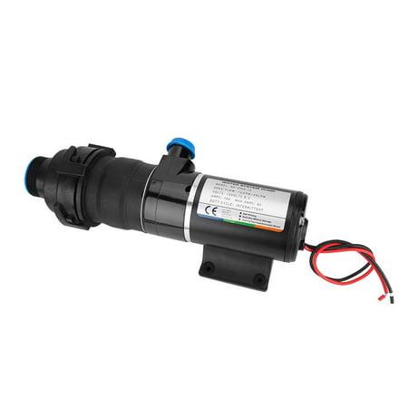 Yosoo DC12V RV Mount Macerator Waste Water Pump 45 LPM 12GPM for Camper Ship Kitchen Industry , RV Mount Pump,Pump