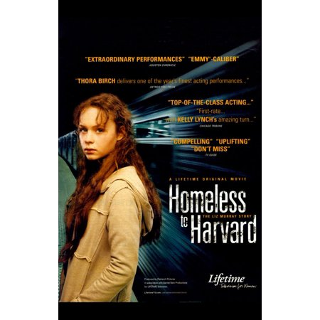 Panel Poster Bedroom Series - Homeless to Harvard: The Liz Murray Story (2003) 11x17 Movie Poster