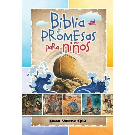 Biblia de Promesas Para Ninos-Rvr 1960 - image 1 of 1