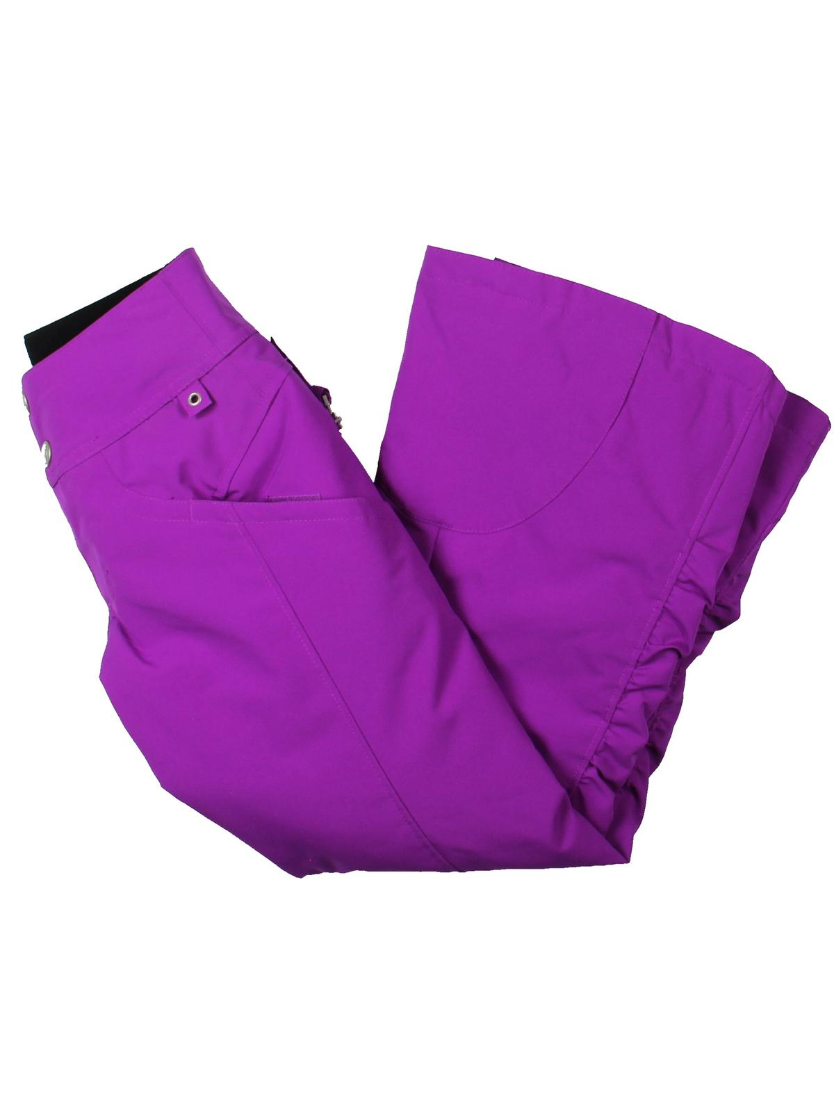 obermeyer girls' jessi snow pants