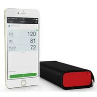 QardioArm Wireless Blood Pressure Monitor - Lightning Red