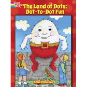 Follow the Dots Coloring Book