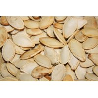 BAYSIDE CANDY PUMPKIN SEEDS IN SHELL ROASTED UNSALTED, 1LB