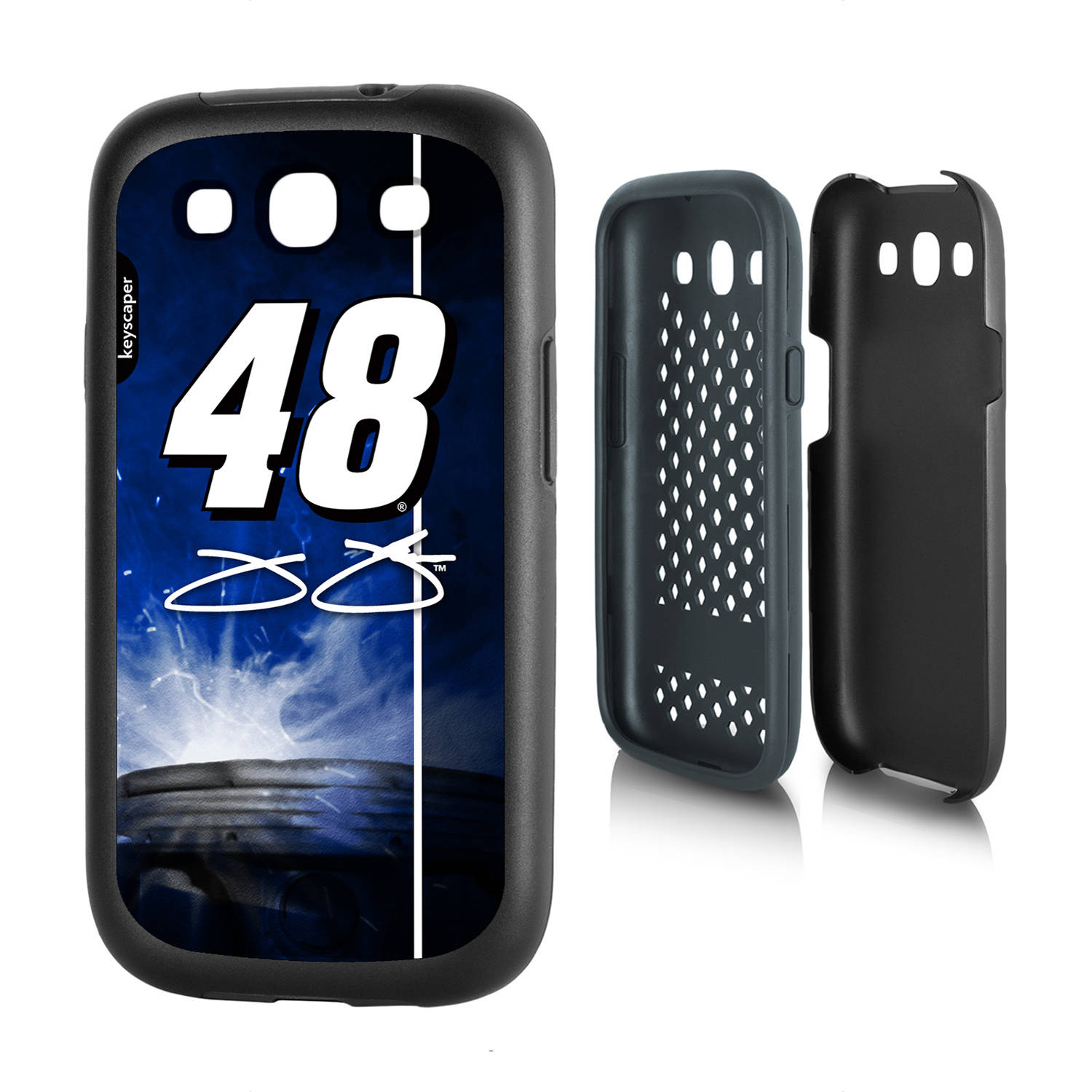 Jimmie Johnson #48 Galaxy S3 Rugged Case