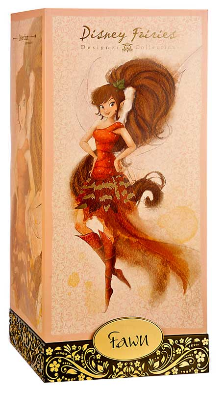 Disney Designer Collection Fawn Doll by