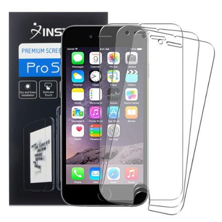 6 x Clear Screen Protector LCD Guard Shield For Apple iPhone 6S Plus / 6 Plus 5.5