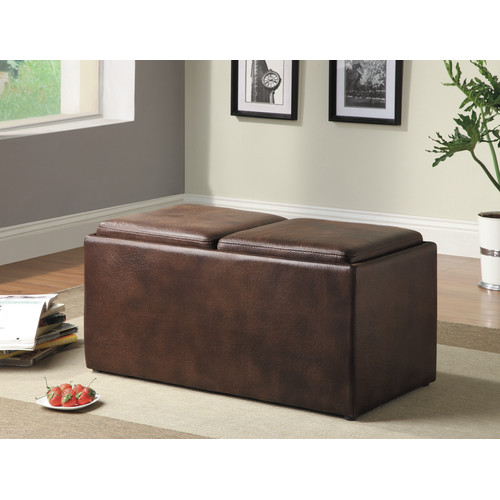 Woodhaven Hill Claire Cocktail Ottoman Table / Bench