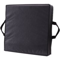 Wheelchair Seat Cushion Pillow by Duro-Med, Black