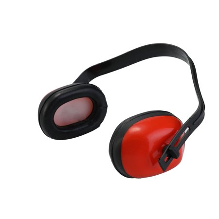 Headset Ear Protector Anti-noise Hearing Ears Protection Noise Reduction with Headband - image 1 de 7